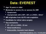 data everest