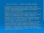 acute tocolysis recommended reading