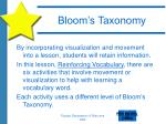 bloom s taxonomy20