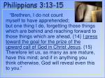 philippians 3 13 15