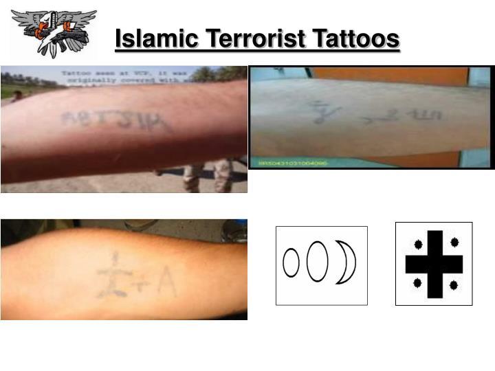 Islamic terrorist tattoos2