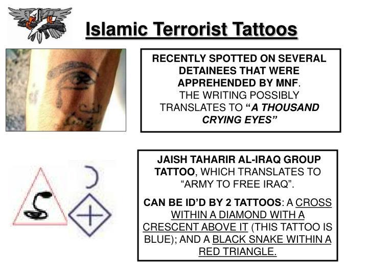 Islamic terrorist tattoos3