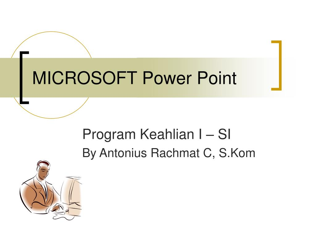 microsoft power point l.