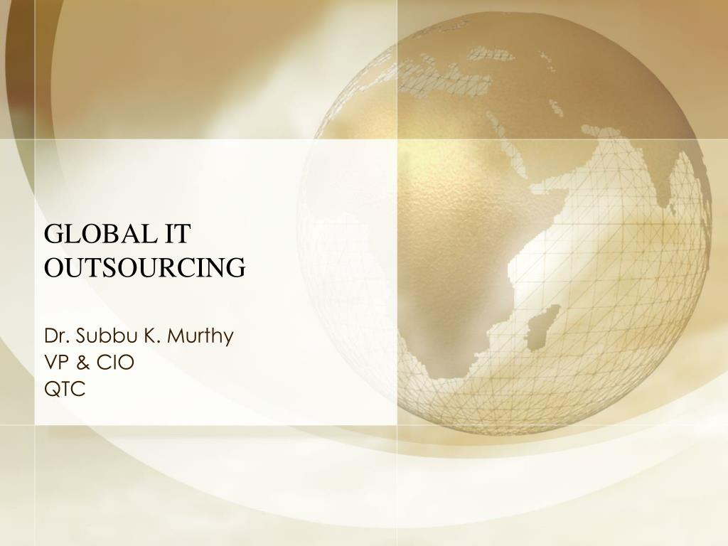 global it outsourcing l.