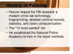 history of policing15