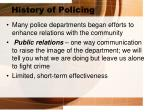 history of policing18