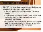 history of policing5