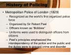 history of policing6