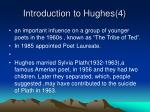 introduction to hughes 4