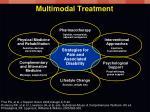 multimodal treatment