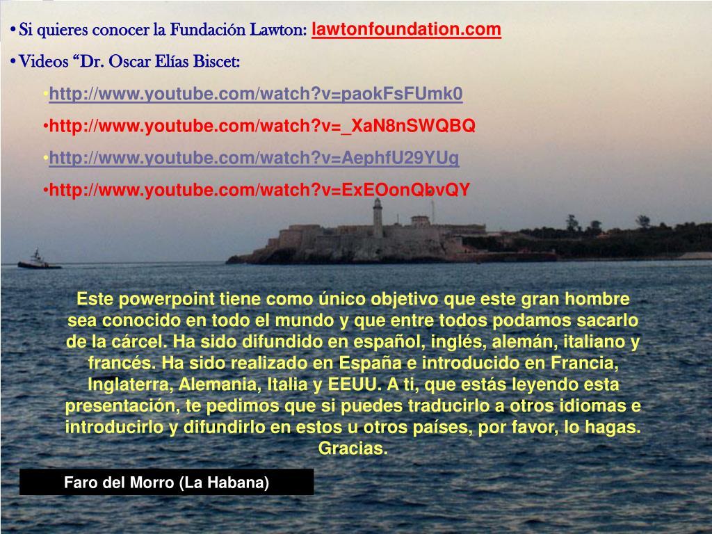 Si quieres conocer la Fundación Lawton: