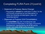 completing flra form 21 cont d10