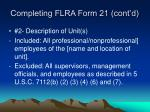completing flra form 21 cont d11