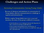 challenges and action plans15