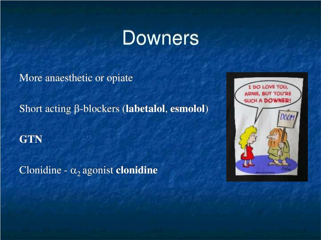 Downers