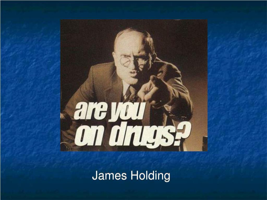 James Holding