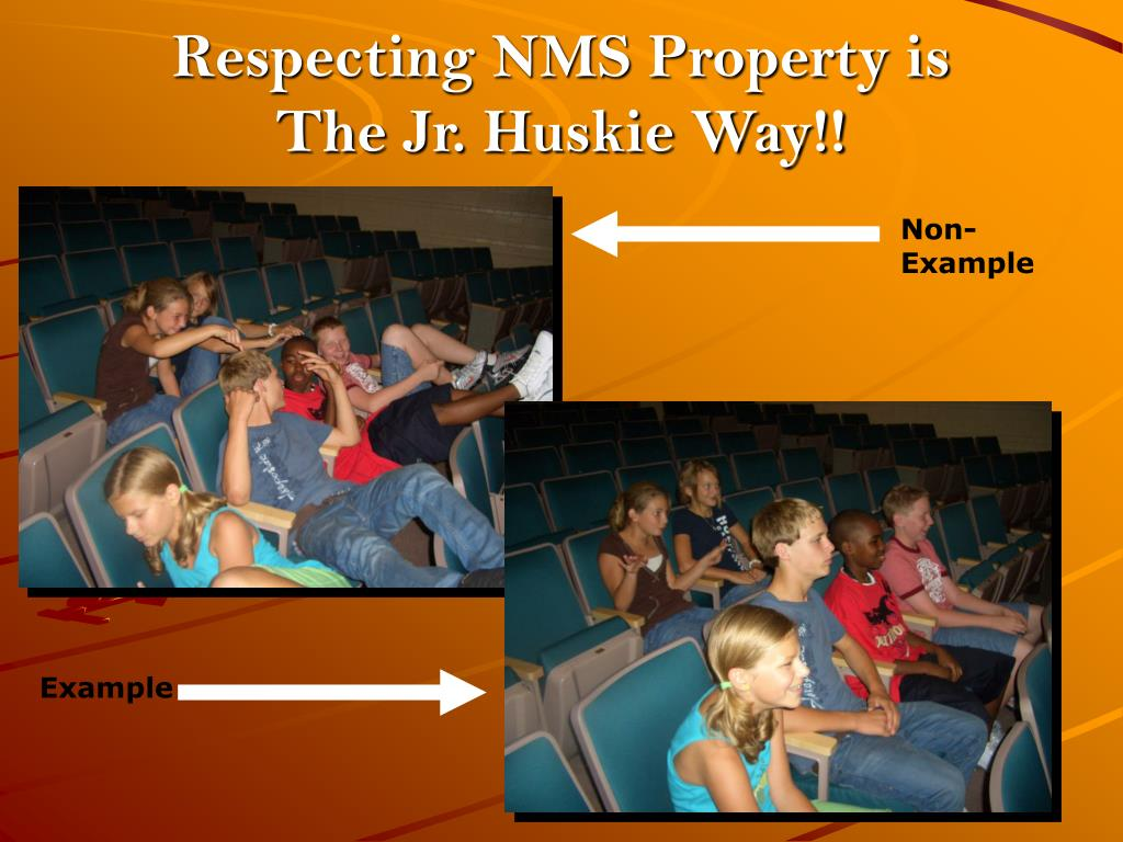 Respecting NMS Property is