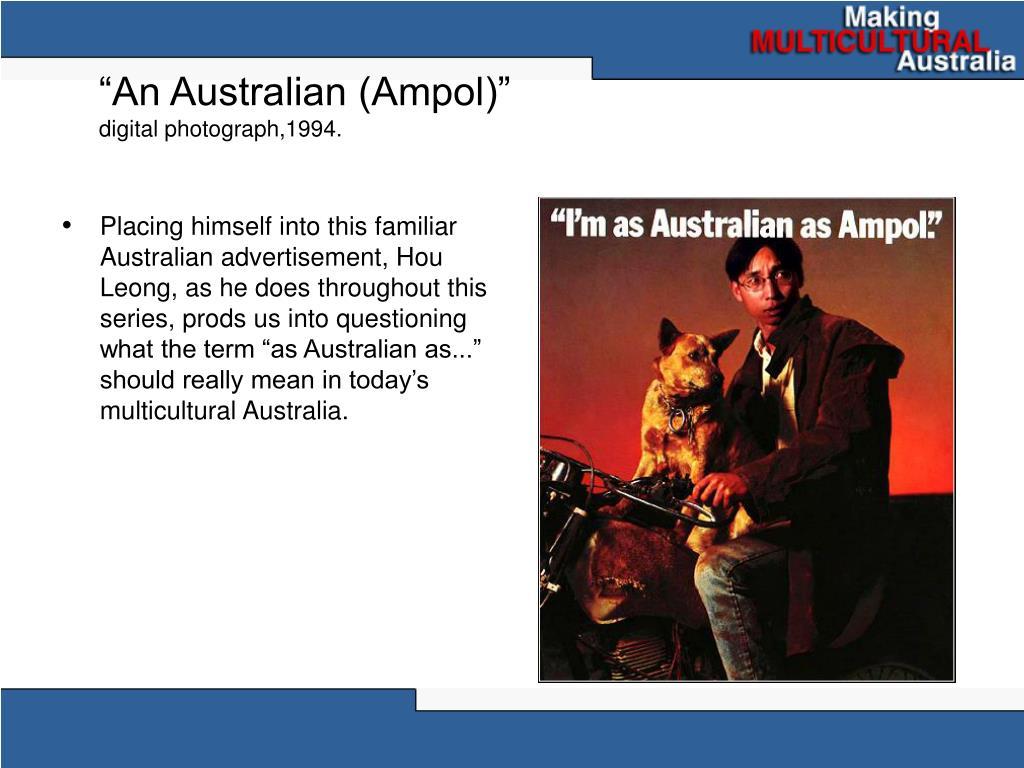 """""""An Australian (Ampol)"""""""