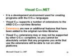 visual c net25