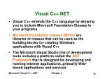 visual c net26