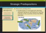 strategic predispositions4