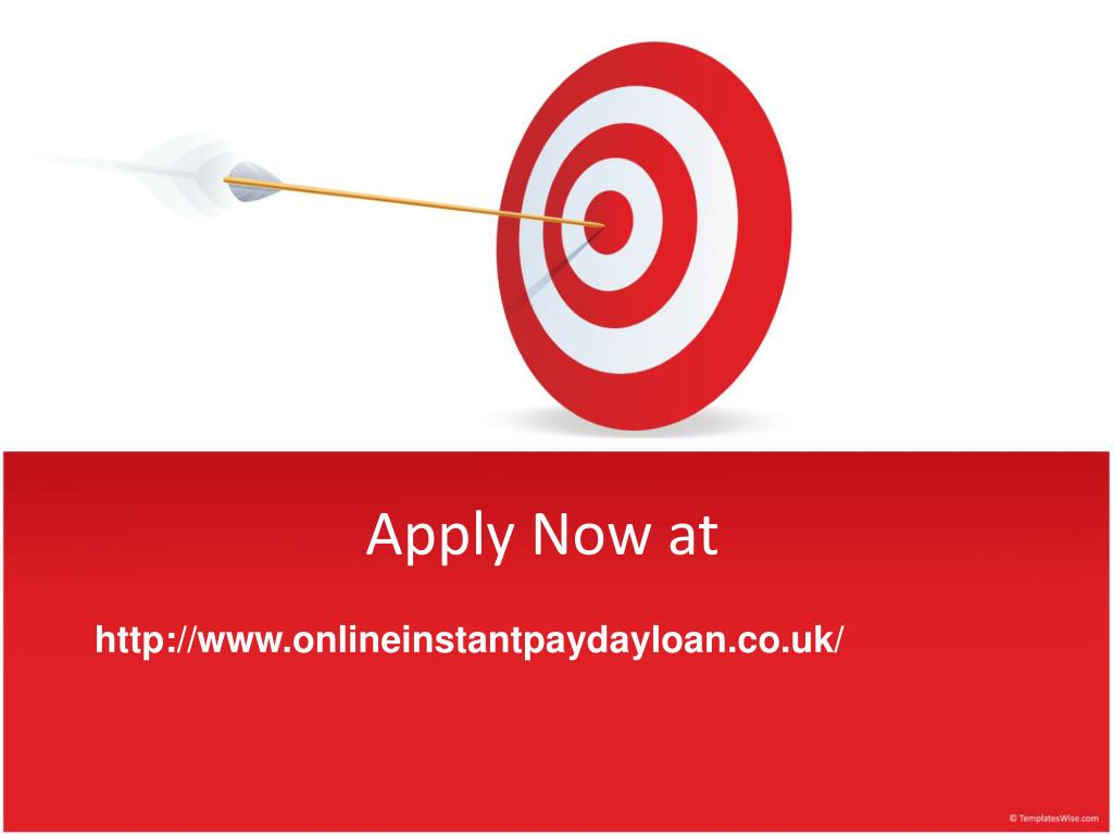 Apply Now at