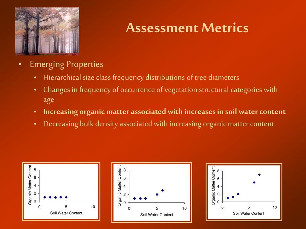 Assessment Metrics