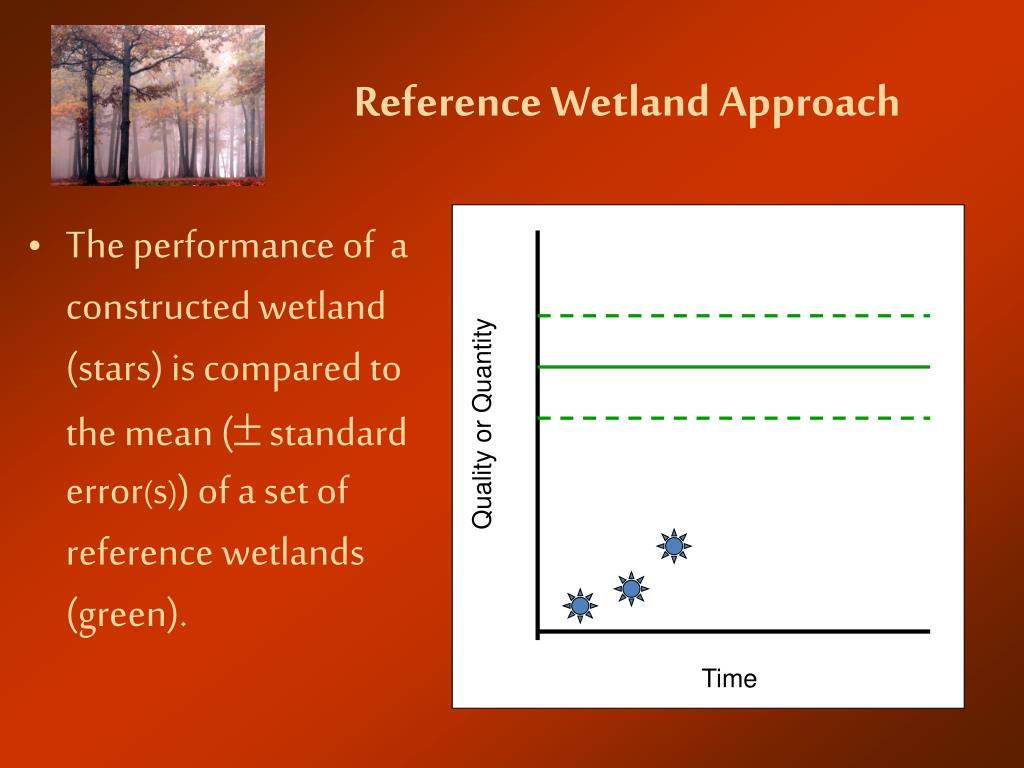 Reference Wetland Approach