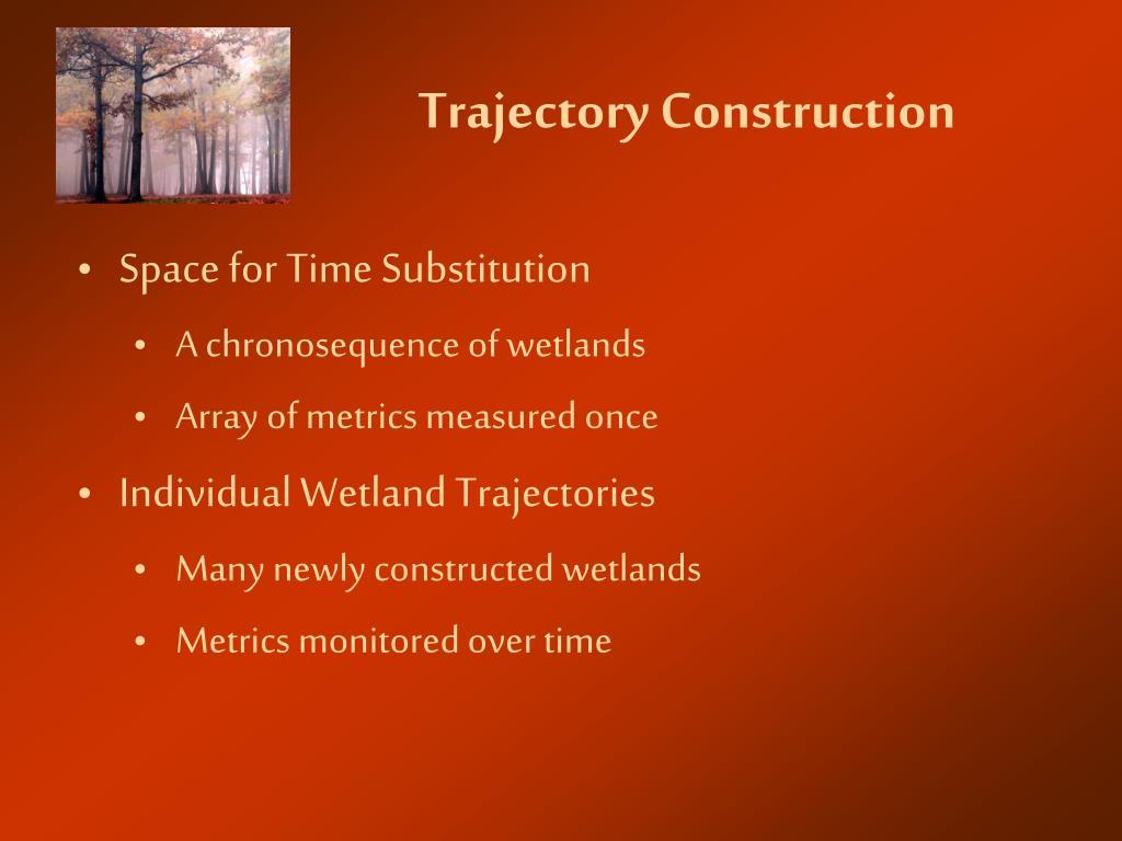 Trajectory Construction