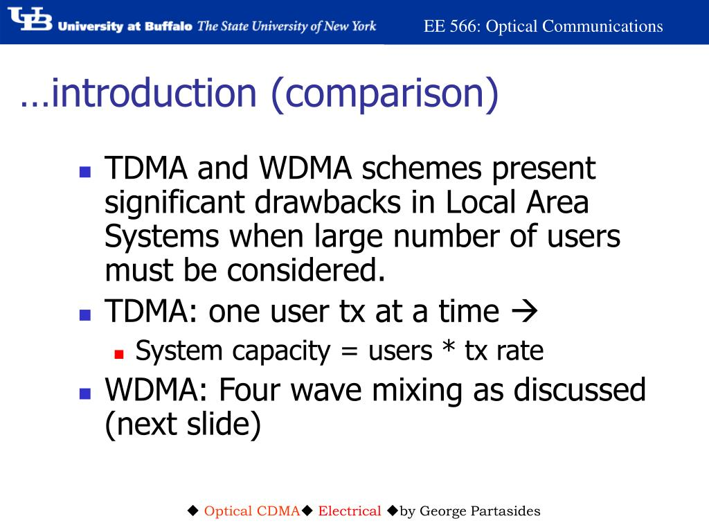 …introduction (comparison)