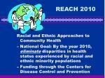 reach 2010