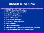 reach staffing