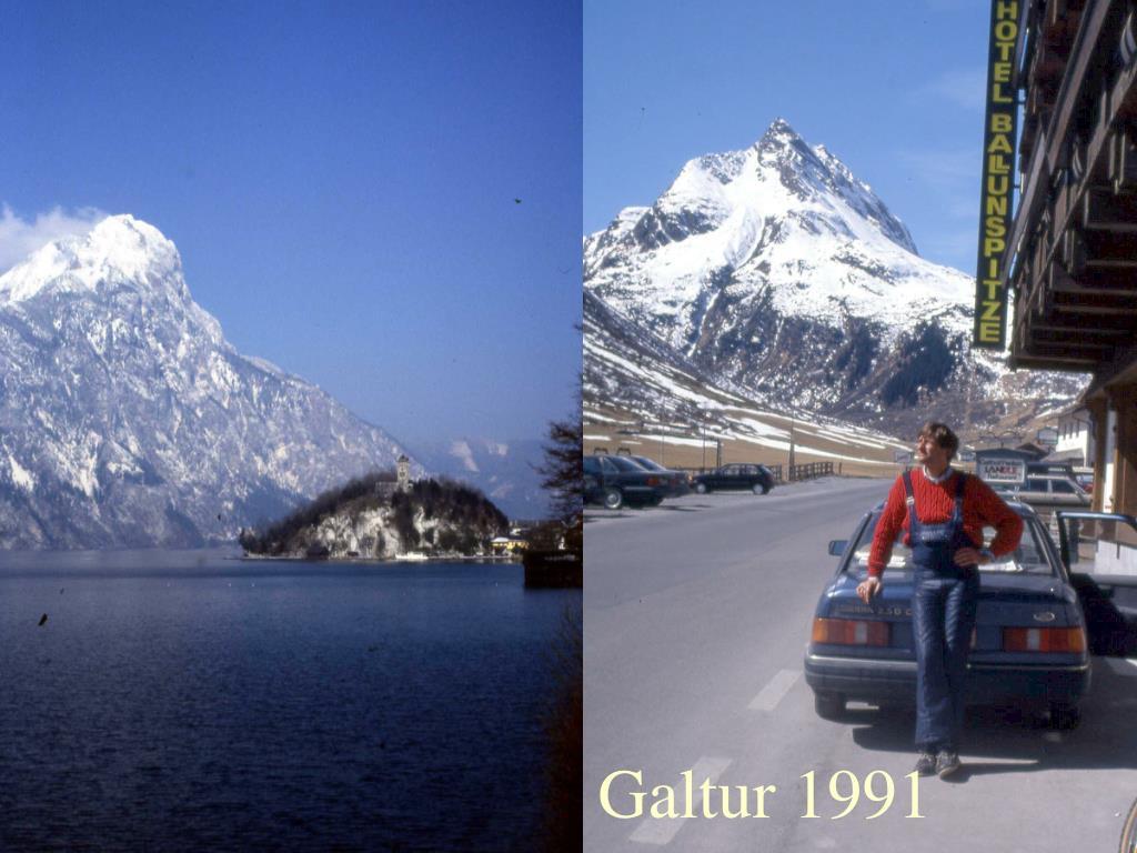 Galtur 1991