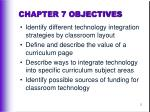 chapter 7 objectives3