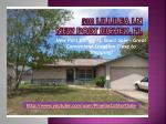 5111 lillilea ln new port richey fl