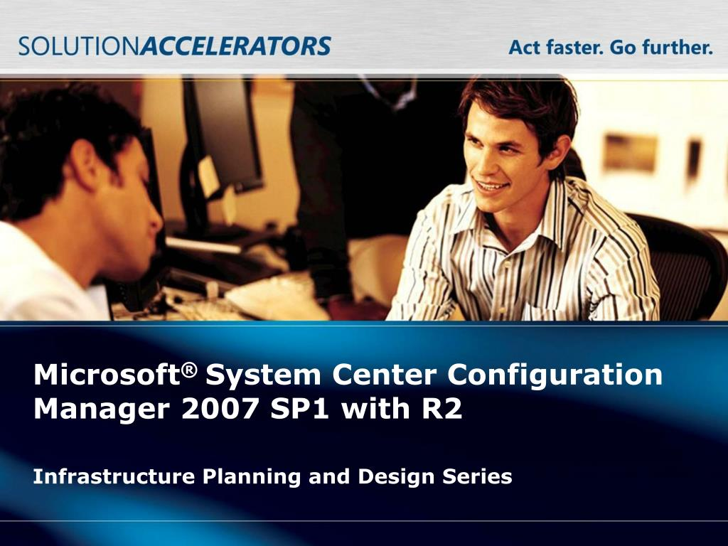 microsoft system center configuration manager 2007 sp1 with r2 l.