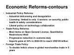 economic reforms contours
