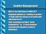 conflict management2