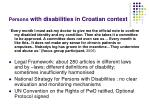 persons with disabilities in croatian context6