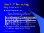 new plc technology why it now works