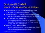 on line plc amr ideal for caribbean electric utilities1