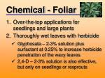 chemical foliar1