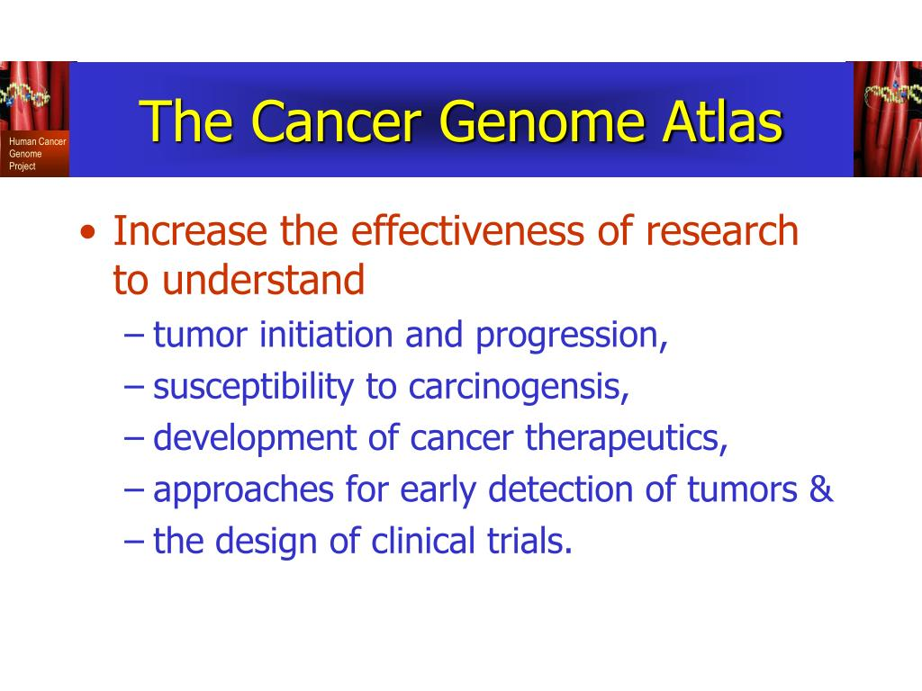 The Cancer Genome Atlas