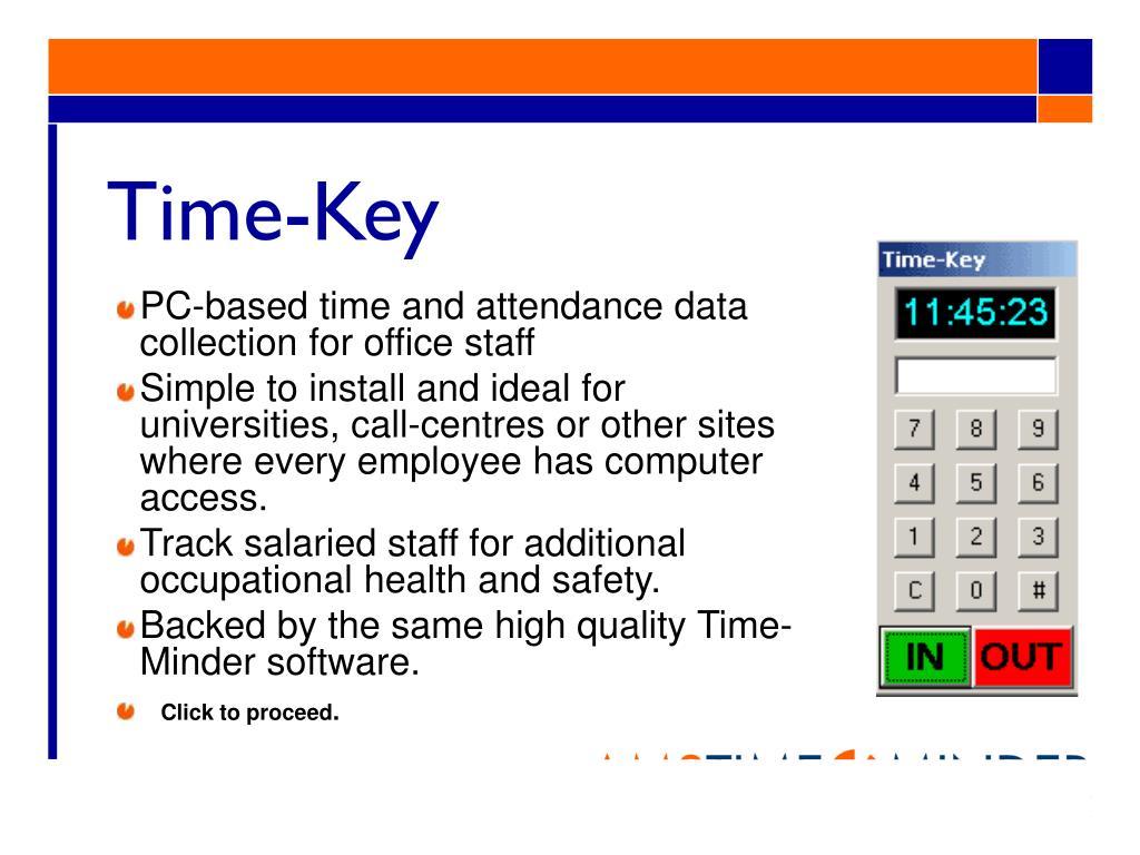 Time-Key