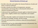 desired chemistry 123 goals pg 1