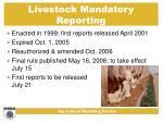 livestock mandatory reporting12