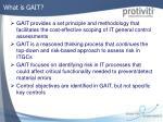 what is gait