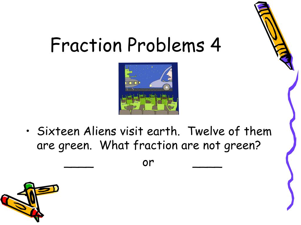 Fraction Problems 4