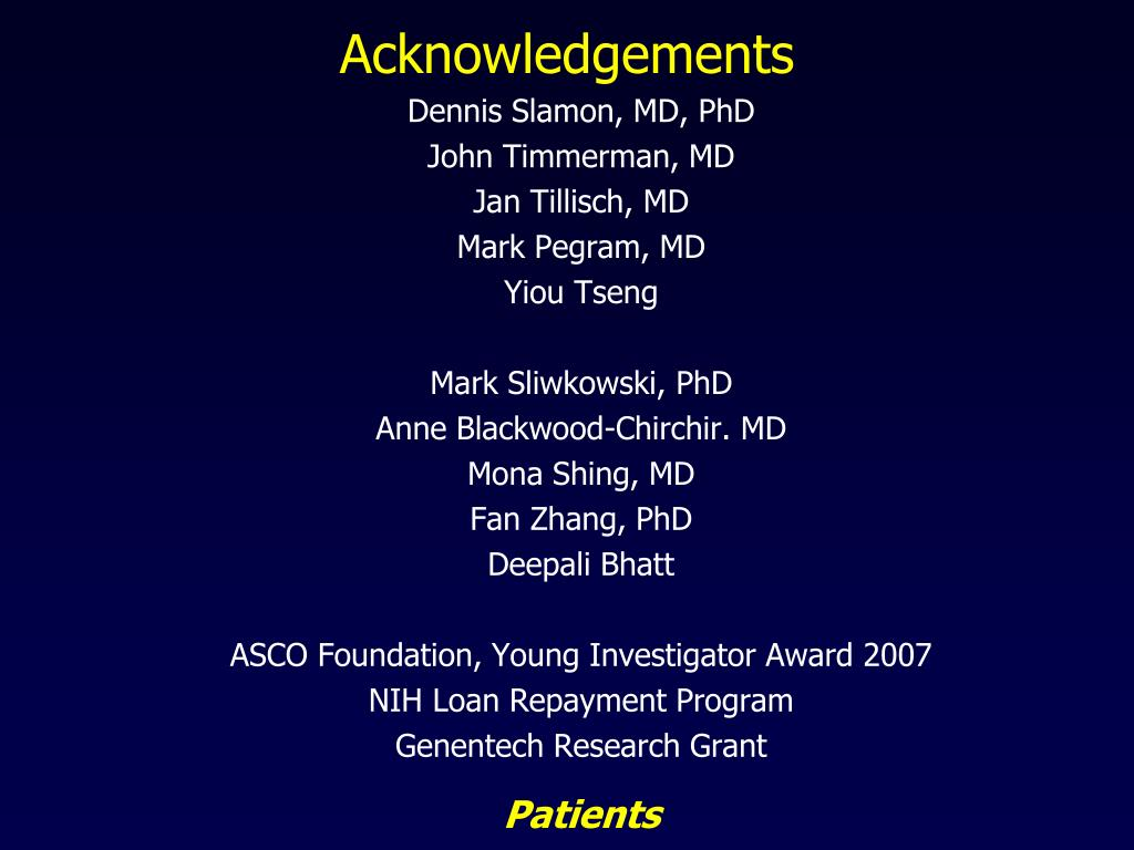 Dennis Slamon, MD, PhD