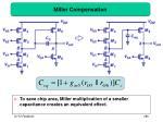 miller compensation